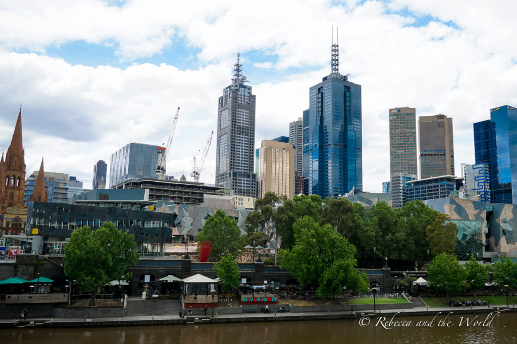 Make the most of a visit to Melbourne with this 3 day Melbourne itinerary