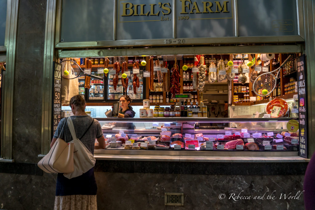 The Queen Vic Market is a great place to explore and shop during your  3 days in Melbourne