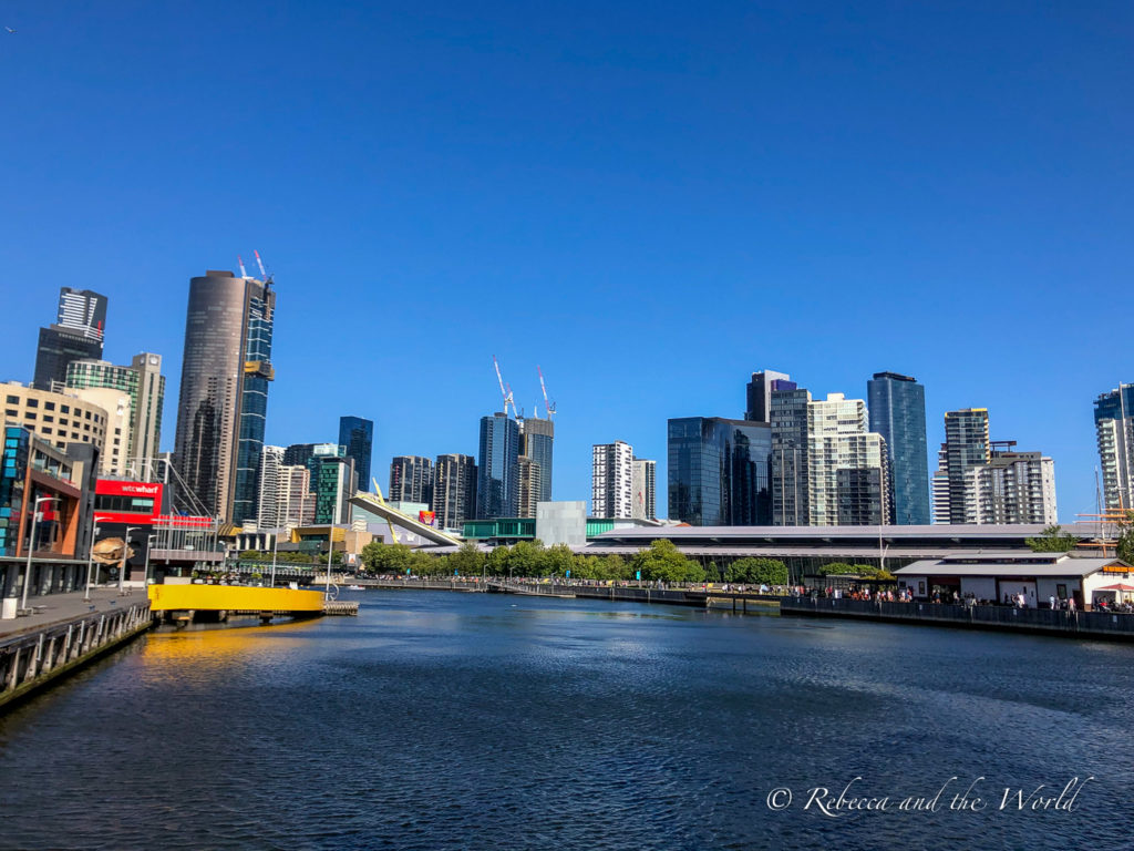 Melbourne, the capital of Victoria in Australia, is one of the most livable cities in the world