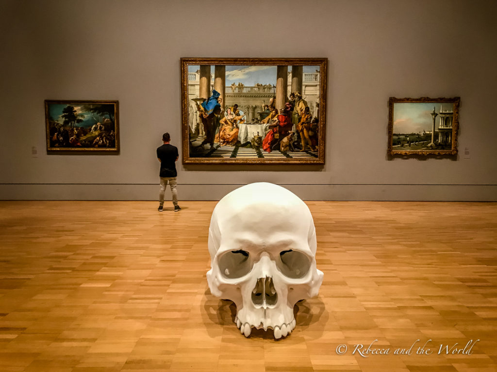 If you've only got 3 days in Melbourne, make sure the NGV is included in your itinerary