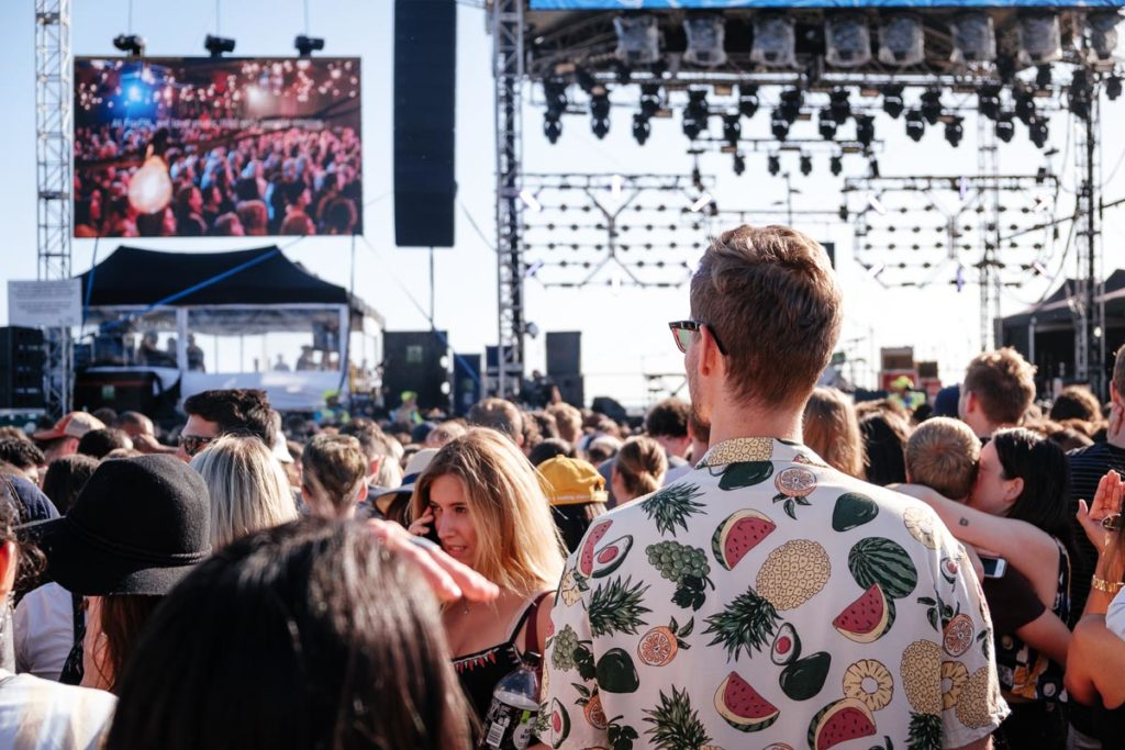 Summer is a great time to visit Melbourne, with plenty of festivals and live music on