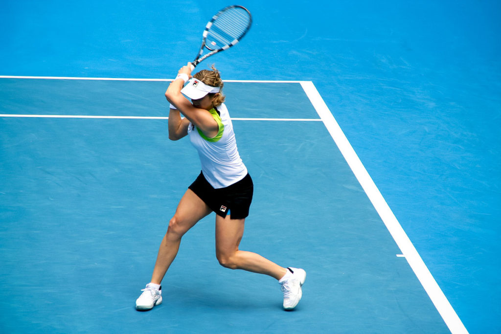 The Australian Open is one of Melbourne's best sporting events