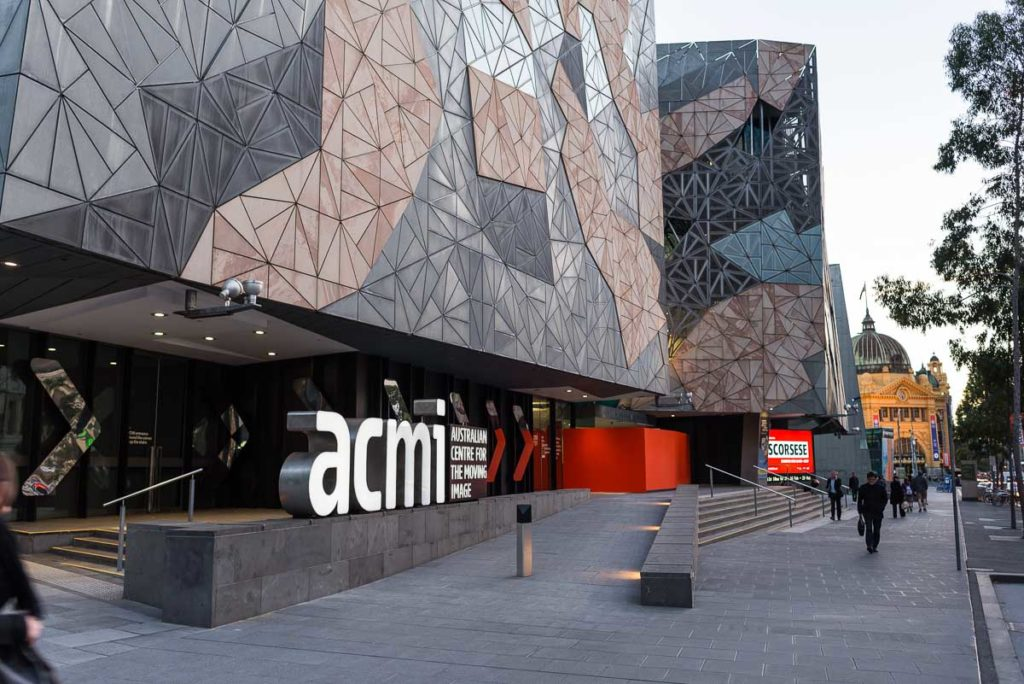 The Australian Centre for the Moving Image is an interactive fun museum in Melbourne