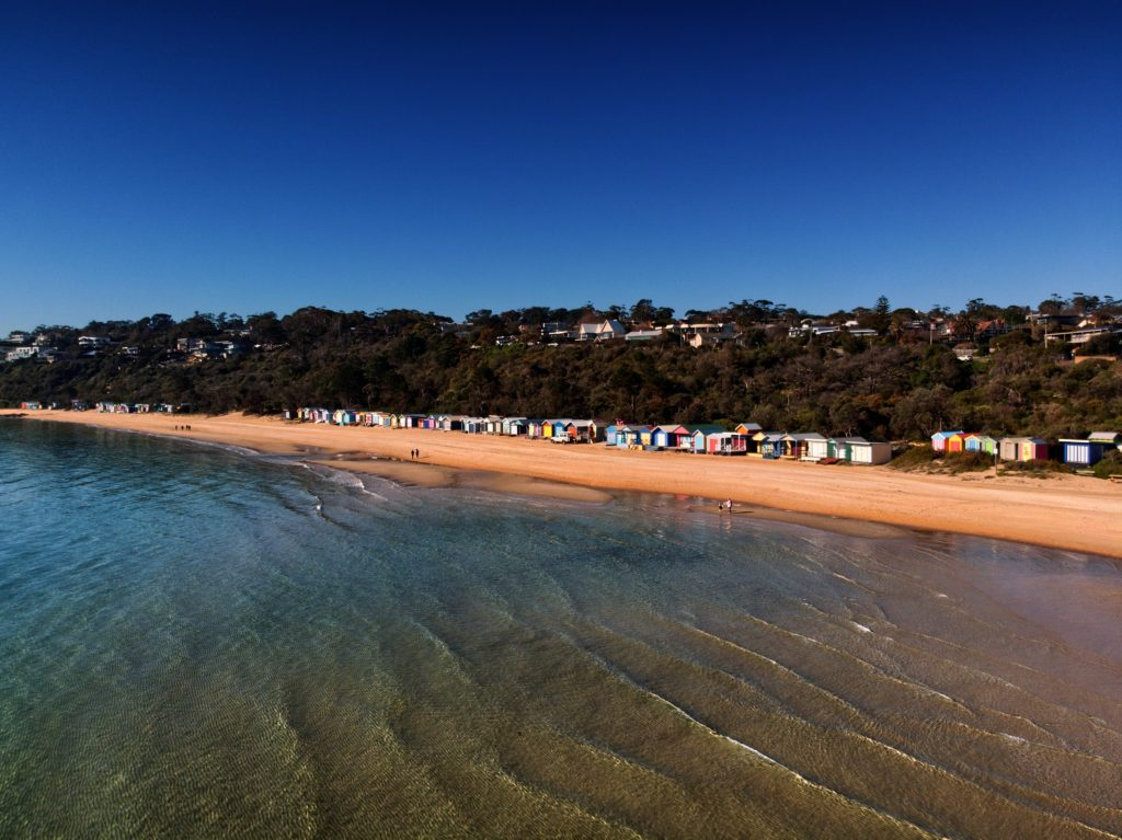 One of the best day trips from Melbourne is down to the Mornington Peninsula