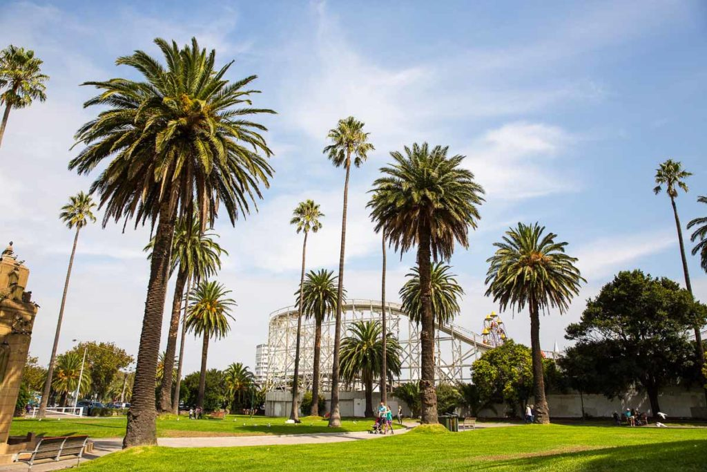 St Kilda in Melbourne is a great Melbourne neighbourhood to stay in for families, foodies and backpackers