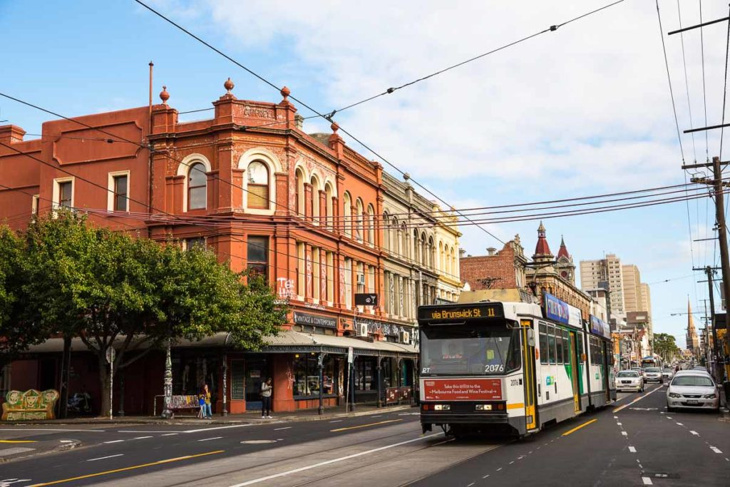 Stay in Melbourne's coolest neighbourhoods, Collingwood and Fitzroy, for a glimpse into inner-city life for Melburnians