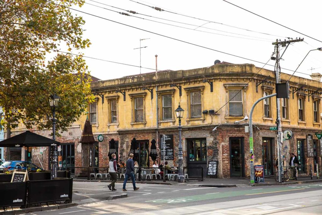 Fitzroy and Collingwood are two cool Melbourne neighbourhoods to consider if you're wondering where to stay in Melbourne