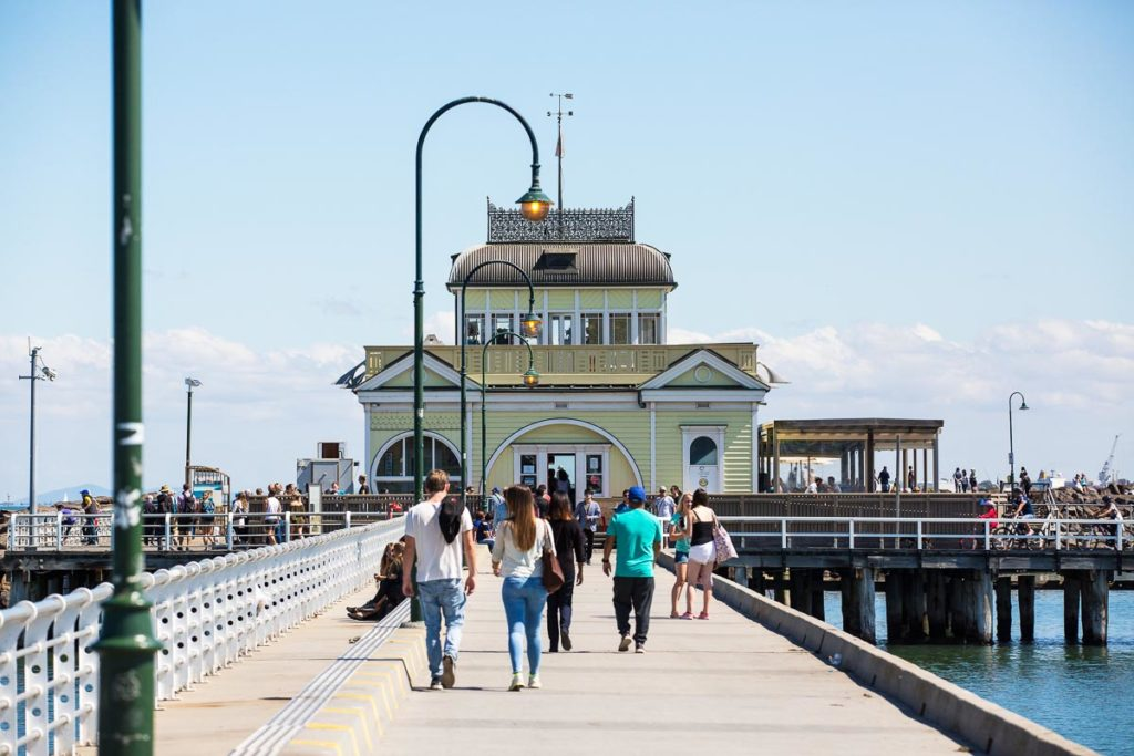 Wander the St Kilda Pier and see the little penguins wade in to the shore each evening - they're just a few of the best things to do in St Kilda, Melbourne