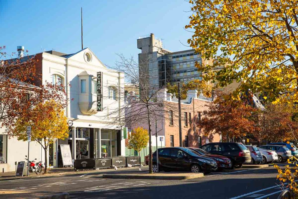 Carlton is a great suburb to consider if you're wondering where to stay in Melbourne, Australia