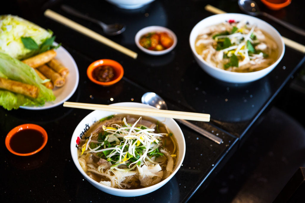 Richmond is a great area to get authentic, delicious Asian food