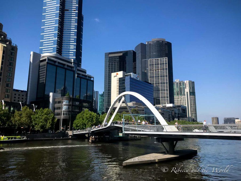 Melbourne is one of the best places to visit in Australia