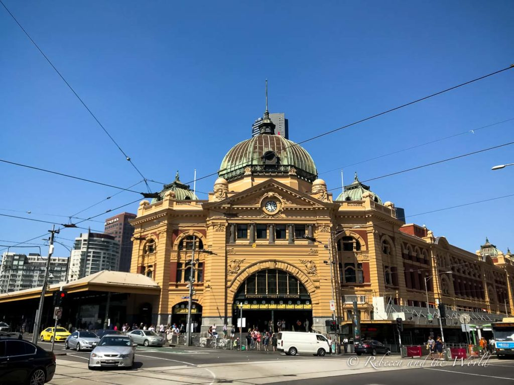 Stay in the Melbourne CBD if it's your first time visiting the city, and if you want to be close to the main Melbourne attractions