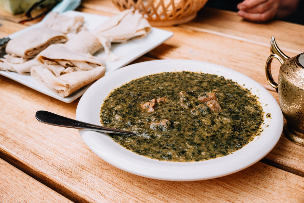 The African Trails food tour is a great way to experience Sudanese and Ethiopian food in Melbourne - it's one of the best food tours in Melbourne