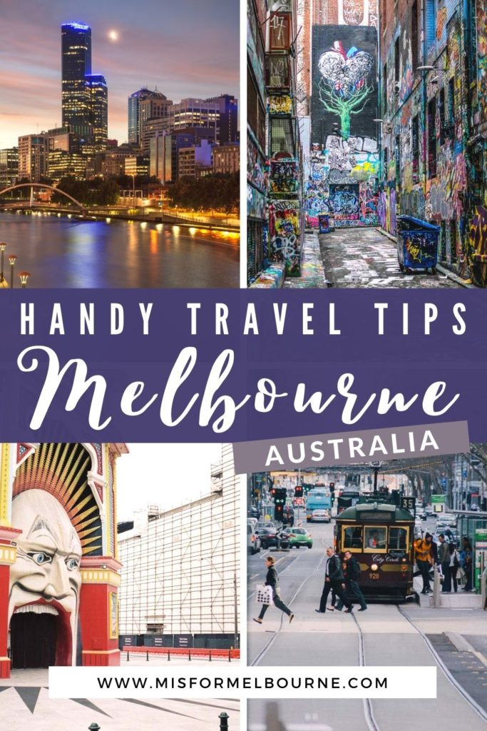 Whether you're visiting Melbourne for the 1st or the 10th time, these Melbourne travel tips will help you plan a great trip. | Melbourne | Australia | Melbourne Australia | Visit Melbourne | Melbourne Travel Tips | Melbourne Travel | Melbourne Advice | Melbourne Itinerary | Things To Do in Melbourne | What To Do in Melbourne | Melbourne Travel Guide | Melbourne Tourist Attractions
