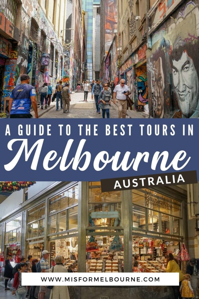 A great way to see and understand Melbourne, Australia is to take a tour. Here's a local's guide to the best Melbourne tours, from food to history, culture to street art. | Melbourne | Visit Melbourne | Things To Do in Melbourne | Melbourne Tours | Melbourne Culture | Melbourne Food | Melbourne Things To Do | Visit Australia | Melbourne Travel | What To Do in Melbourne | Melbourne Itinerary | Melbourne Attractions | Melbourne Tourist Attractions | Melbourne Travel Blog | Melbourne Australia