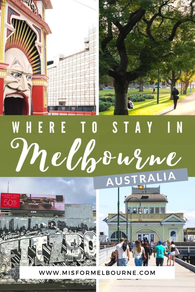 Agonising over where to stay in Melbourne, Australia? Don't worry any longer! This guide highlights the coolest Melbourne neighbourhoods, what to do and where to eat, as well as some recommended hotels. Start planning your Melbourne vacation now! | Melbourne | Melbourne Australia | Melbourne Hotels | Where To Stay in Melbourne | Melbourne Accommodation | Melbourne Neighbourhoods | Australia Travel | Visit Victoria | Visit Australia | Melbourne Trip | Melbourne Travel