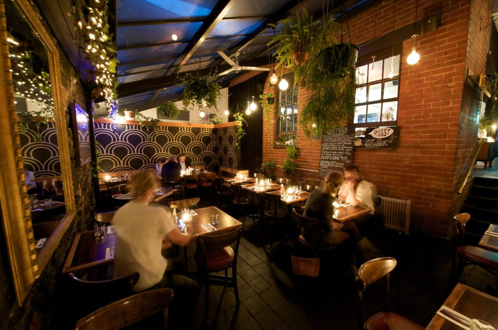 Cosy up in one of Melbourne's many pubs or bars if it's raining - one of the best indoor activities in Melbourne