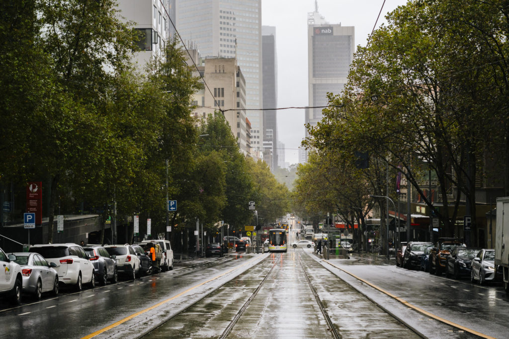 Don't worry if it's raining in Melbourne - there are still plenty of things to do!