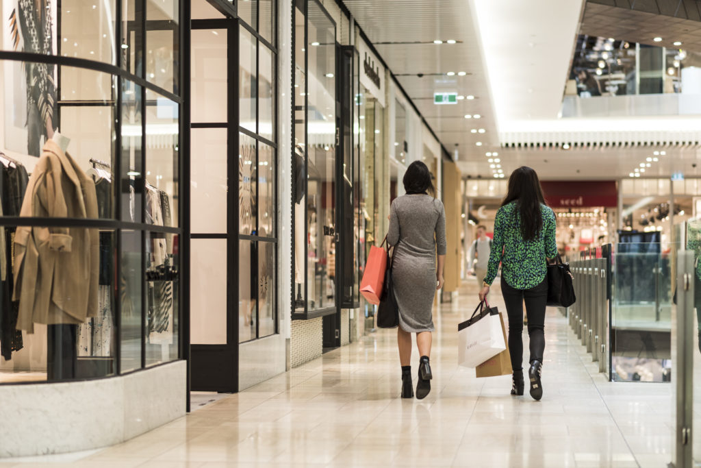One of the easiest indoor activities in Melbourne is shopping