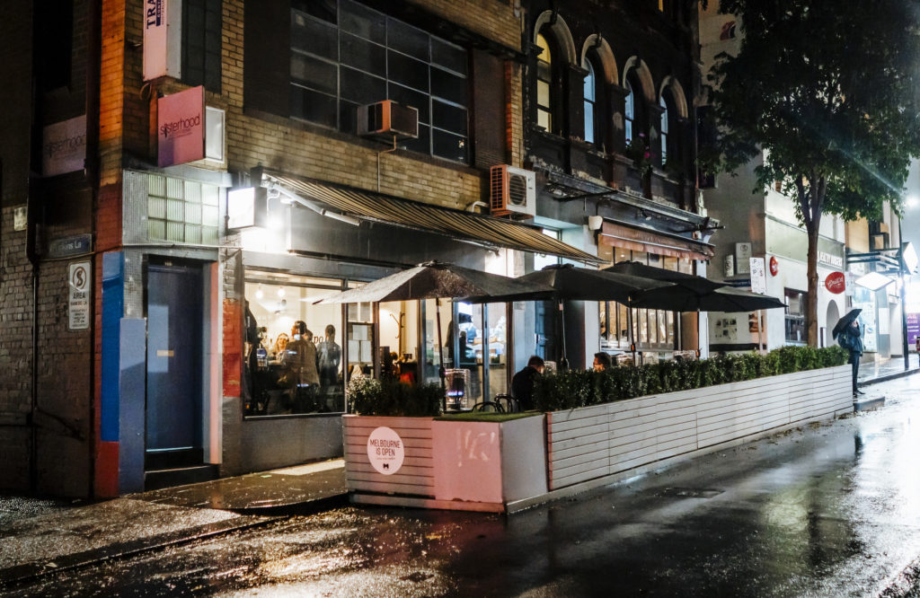 Winter in Melbourne may bring cold and sometimes drizzly weather, but there are plenty of restaurants to keep warm inside.