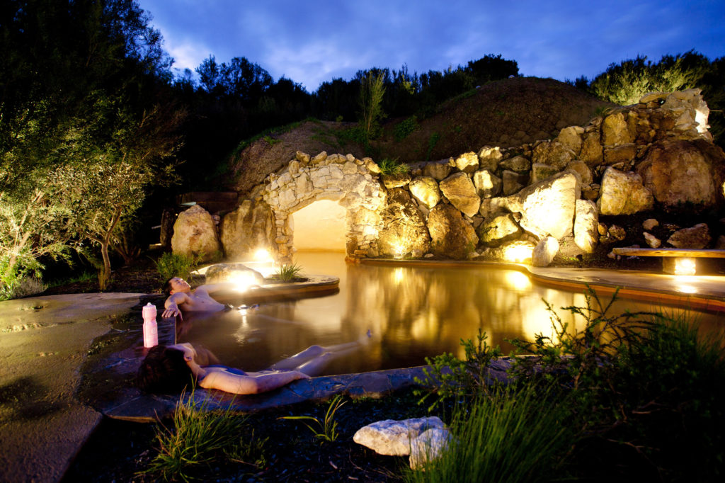 Warm up during winter in Melbourne with a visit to the Peninsula Hot Springs or other hot springs and baths around Melbourne.