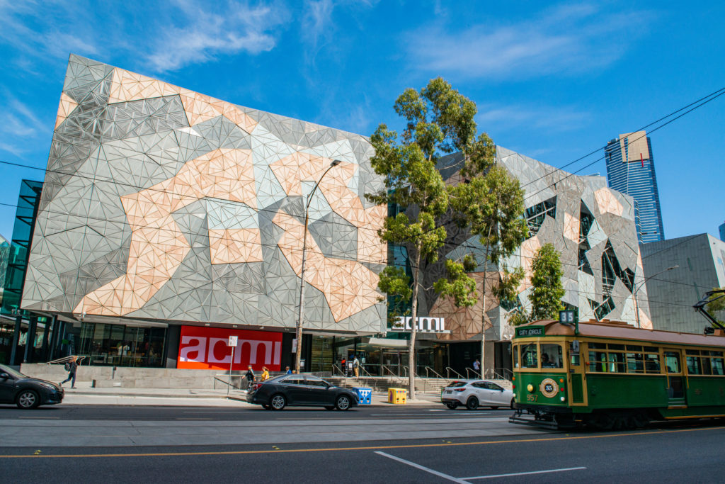 ACMI is home to one of the most interactive things to do for kids in Melbourne - this television and gaming museum will keep everyone entertained
