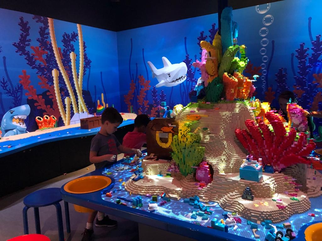 LEGOLAND in Melbourne is a huge hit with kids