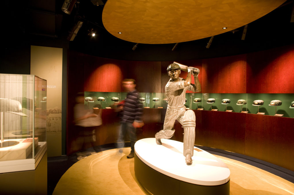 Sports fanatics will love checking out the Australian Sports Museum in Melbourne, one of the Melbourne activities for kids that will delight all ages