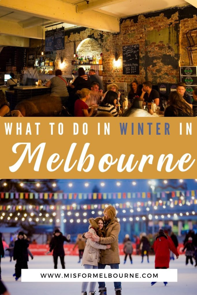 Winter in Melbourne may be cold, but it's still a great time to explore the city. Rug up for this guide to the best things to do in Melbourne in winter.   Melbourne   Australia   Melbourne Australia   Visit Melbourne   Melbourne Travel   Melbourne Advice   Things To Do in Melbourne   What To Do in Melbourne   Melbourne Travel Guide   Melbourne Tourist Attractions   Melbourne in Winter   Seasons in Melbourne   Melbourne Winter Attractions   Melbourne Winter Activities