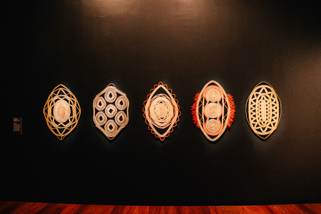 The Ian Potter Centre is a great place to see Aboriginal art in Melbourne