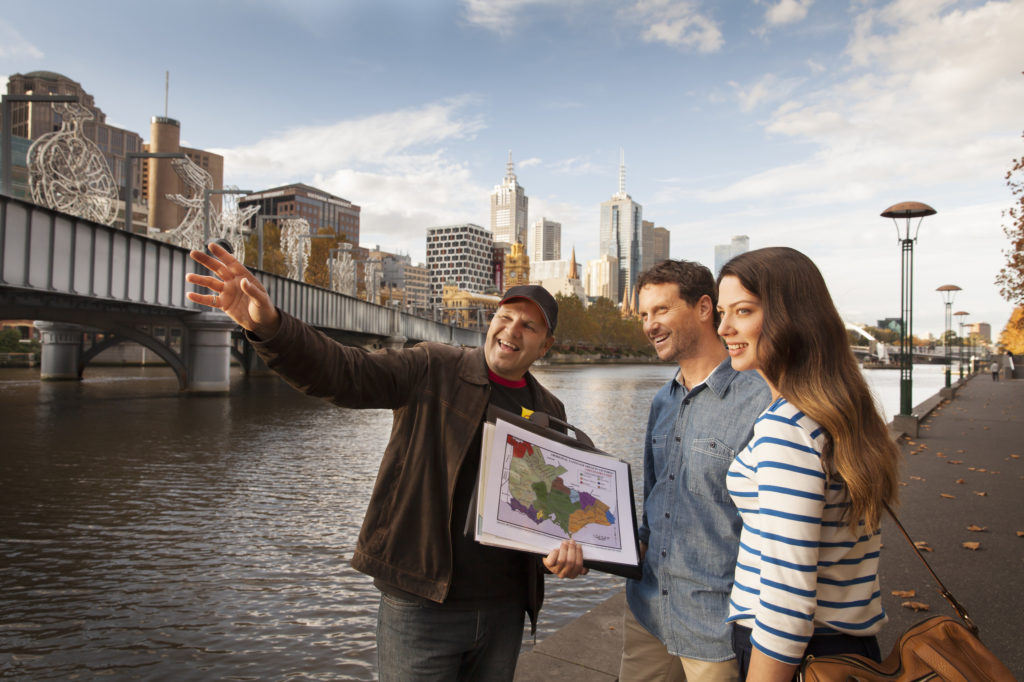 I highly recommend the Aboriginal tours in Melbourne led by Dean Stewart, who shares his deep knowledge of the people who lived on the land on which Melbourne now stands