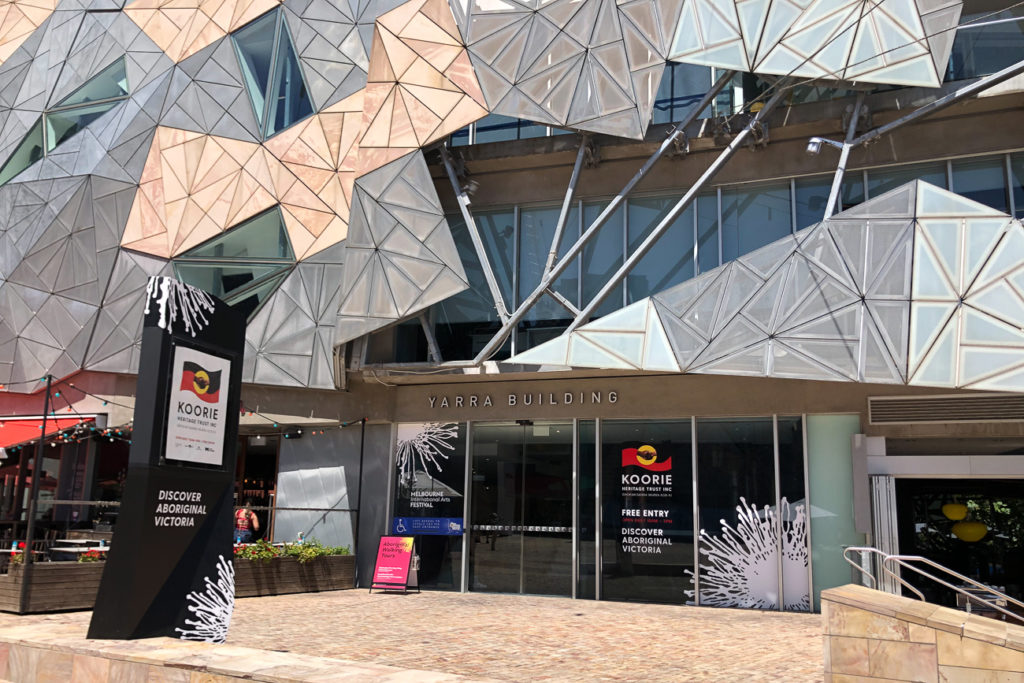 The Koorie Heritage Trust runs one of the best Aboriginal tours in Melbourne, and also has an art gallery and educational resources
