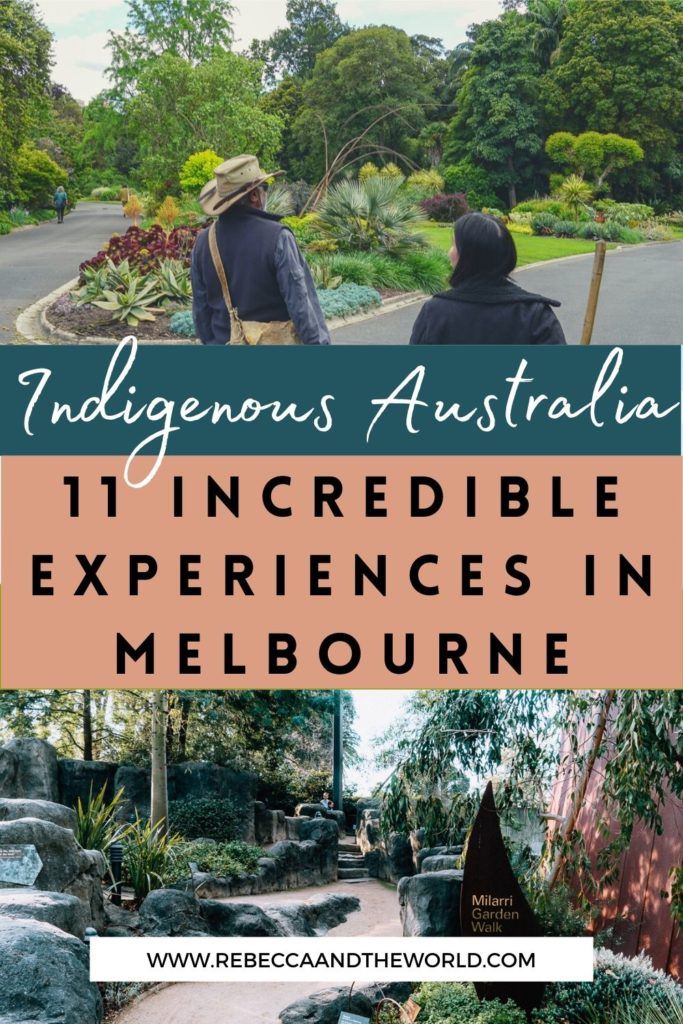 Keen to learn more about Indigenous Australia culture? There are plenty of Indigenous Melbourne experiences in the heart of the city. | Visit Melbourne Australia | Things To Do in Melbourne | Melbourne Australia | What To Do in Melbourne | Aboriginal Melbourne | Indigenous Melbourne | Indigenous Australia Culture | Melbourne Tours | Melbourne Culture